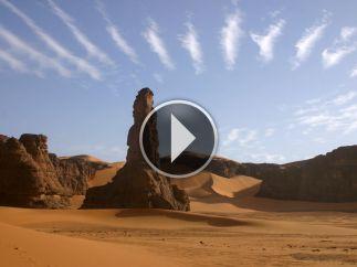 Sguardi sull'arte preistorica del Sahara - Le spedizioni italiane dal 1955 al 1963